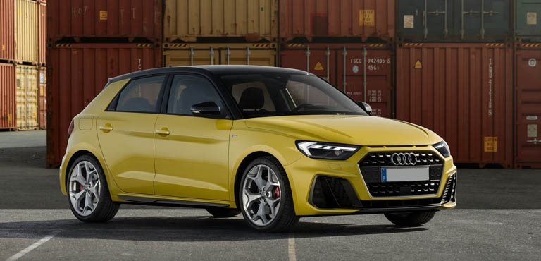 Audi A1 Sportback 25 Tfsi S Line Contract Hire For Business And