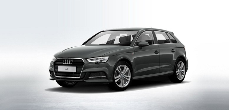audi a3 sportback 1 5 tfsi s line contract hire for. Black Bedroom Furniture Sets. Home Design Ideas