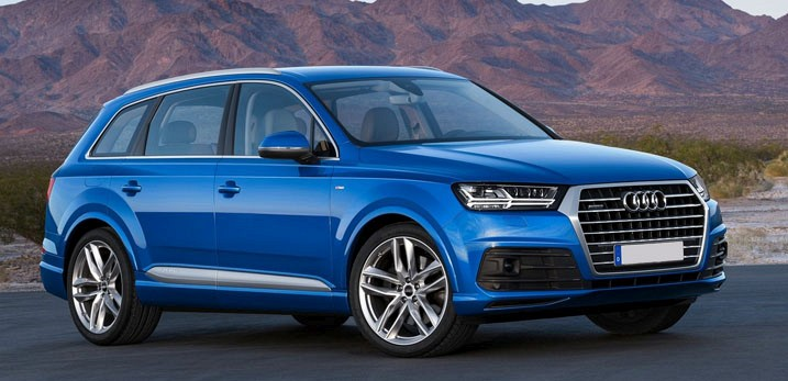 Audi Q Contract Hire For Business And Personal Use UK - Audi q7 contract hire