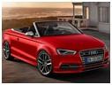 Audi S3 Convertible Leasing