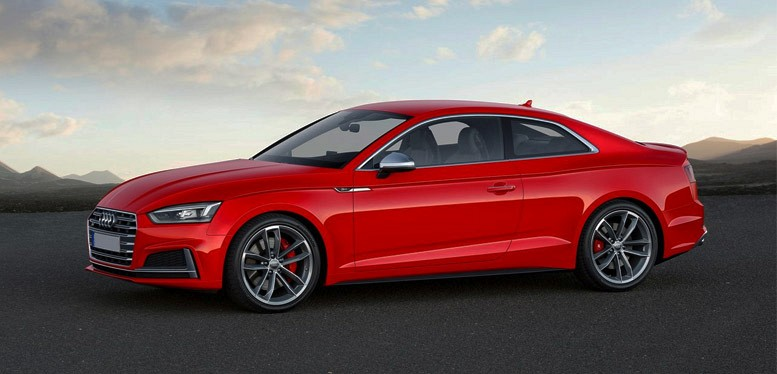 Audi A5 Coupe S5 Quattro Tiptronic Contract Hire For
