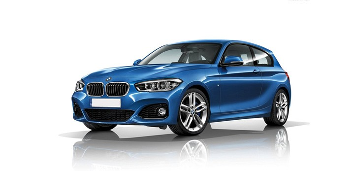 bmw 1 series 3 door contract hire for business and. Black Bedroom Furniture Sets. Home Design Ideas