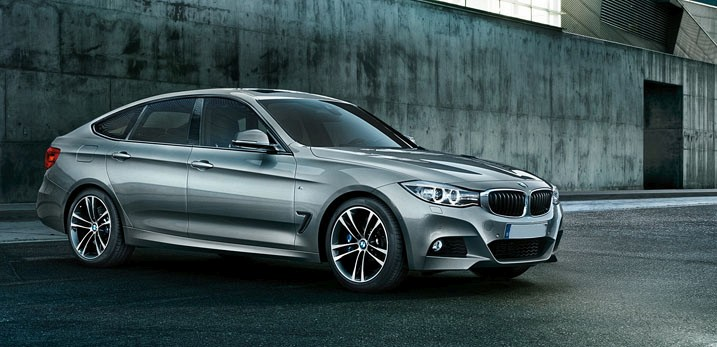 Bmw 3 Series Gran Turismo Contract Hire For Business And