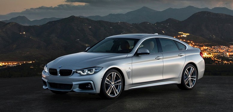 Bmw 4 Series Gran Coupe 430d M Sport Auto Contract Hire For Business And Personal Use Uk