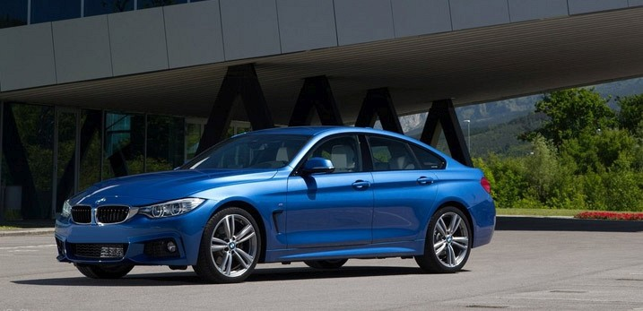 Bmw 4 Series Gran Coupe 430d Xdrive M Sport Contract Hire