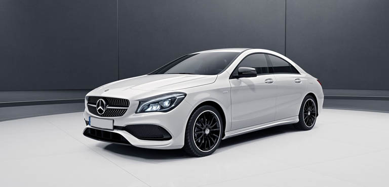 mercedes cla coupe contract hire for business and personal. Black Bedroom Furniture Sets. Home Design Ideas