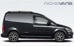 New VW Caddy 2.0 TDi 102 Black Edition