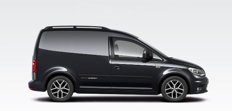 volkswagen caddy 2 0 tdi 102 black edition contract hire. Black Bedroom Furniture Sets. Home Design Ideas