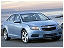 Chevrolet Cruze Saloon Leasing
