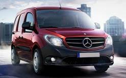 New Mercedes Benz Citan 109 CDI Long