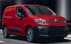 New Citroen Berlingo 1.6 Blue HDI Enterprise