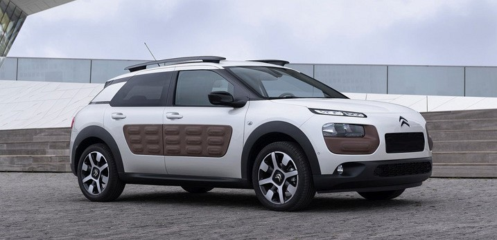 citroen c4 cactus 1 6 blue hdi flair 5 door contract hire for business and personal use uk. Black Bedroom Furniture Sets. Home Design Ideas