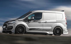 New Ford Transit Connect 120 TDCi MS RT Edition