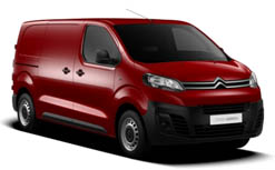 New Citroen Dispatch 1000 BlueHDi Enterprise
