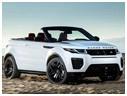 Land Rover Evoque Convertible Leasing