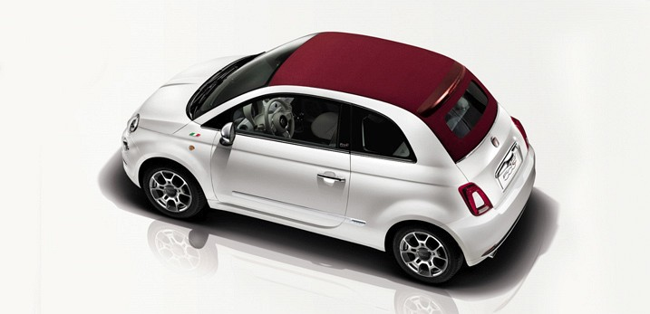fiat 500c 1 2 lounge contract hire for business and. Black Bedroom Furniture Sets. Home Design Ideas