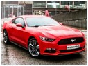 Ford Mustang Fastback Leasing
