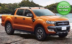 New Ford Ranger 3.2 TDCi 200ps Limited 1 Double Cab