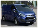 Ford Transit Custom Leasing