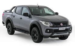 New Fiat Fullback 2.4d Cross Double Cab Pick Up