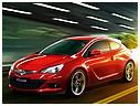 Vauxhall Astra GTC Leasing