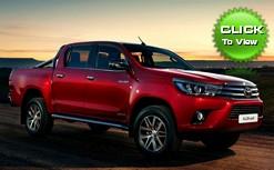 New Toyota Hilux 3.0 D4D Invincible Double Cab