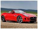 Jaguar F Type Convertible Leasing