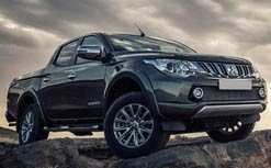 New Mitsubishi L200 2.5 DID Barbarian Automatic