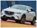 Mazda CX3 Leasing
