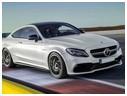 AMG Mercedes C63 AMG Coupe Leasing