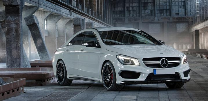 amg mercedes cla 45 amg coupe contract hire for business and personal use uk. Black Bedroom Furniture Sets. Home Design Ideas