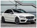 Mercedes C Class Saloon  Leasing
