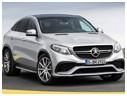 AMG Mercedes GLE S 63 AMG Coupe Leasing