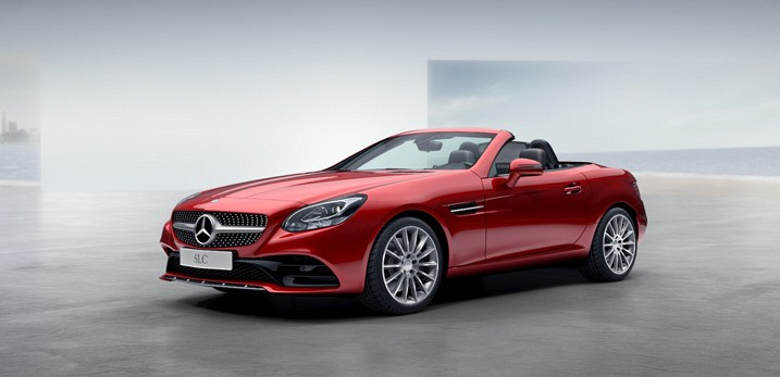 mercedes slc 180 amg line 9g tronic contract hire for business and personal use uk. Black Bedroom Furniture Sets. Home Design Ideas