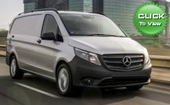New Mercedes Benz Vito 109 CDi Front Wheel Drive