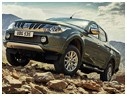 Mitsubishi L200 Double Cab Leasing