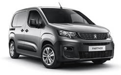 New Peugeot Partner 1.6 Blue HDI 100 Pro
