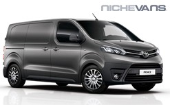 New 2017 Toyota Proace 1.6d Compact