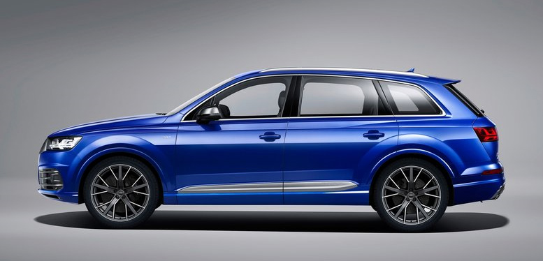 Audi SQ Contract Hire For Business And Personal Use UK - Audi q7 contract hire