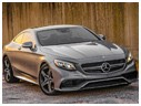 AMG Mercedes S63 AMG Coupe Leasing
