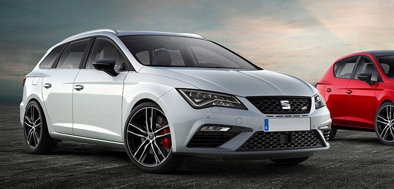 seat leon sport tourer 2.0 tsi cupra 300 dsg 4wd contract hire for