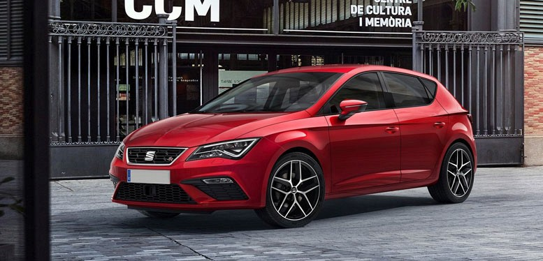 seat leon 1 6 tdi se dynamic tech contract hire for. Black Bedroom Furniture Sets. Home Design Ideas