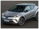 Toyota CHR Leasing