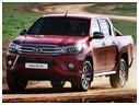 Toyota Hi Lux Leasing