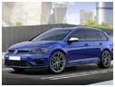 VW Golf R Estate Leasing