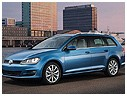 VW Golf Estate Leasing