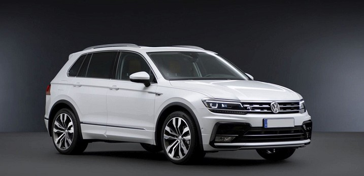 vw tiguan 2 0 tdi 150 r line dsg contract hire for. Black Bedroom Furniture Sets. Home Design Ideas