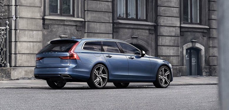 volvo v90 t4 r design contract hire for business and. Black Bedroom Furniture Sets. Home Design Ideas