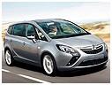 Vauxhall Zafira Tourer Leasing
