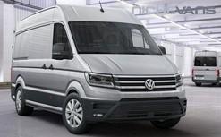 New Volkswagen Crafter LWB 2.0 TDi Startline